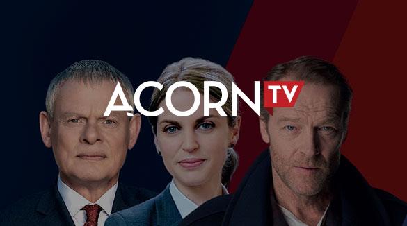 Acorn TV chega a Portugal e ao MEO